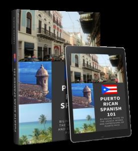 Puerto Rican Spanish Phrase Book